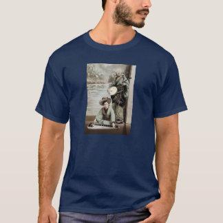 duo 3: banjo and lap steel guitar T-Shirt