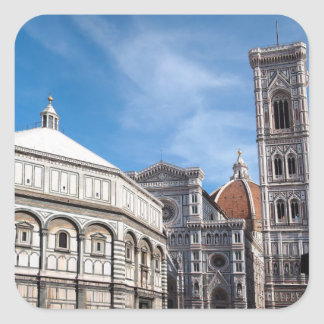 Duomo and Baptistry, Florence sticker