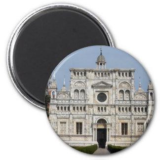 Duomo di Pavia, Italia 2 Inch Round Magnet