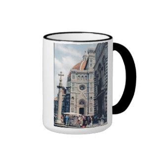 Duomo - Florence, Italy Ringer Mug