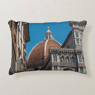 Duomo in Florence Italy Accent Pillow