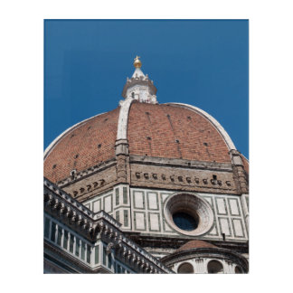 Duomo in Florence Italy Acrylic Wall Art