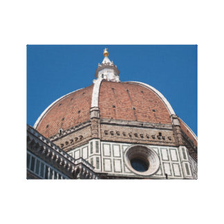 Duomo in Florence Italy Canvas Print