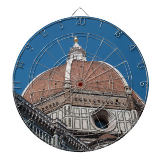Duomo in Florence Italy Dartboard