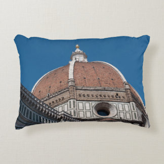 Duomo in Florence Italy Decorative Pillow