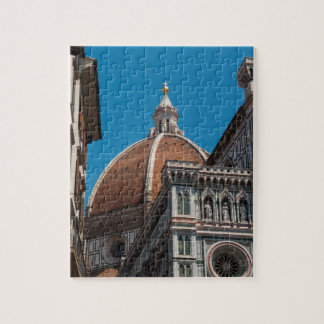 Duomo in Florence Italy Jigsaw Puzzle