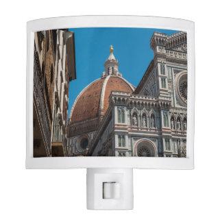 Duomo in Florence Italy Night Light