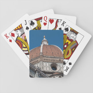 Duomo in Florence Italy Playing Cards