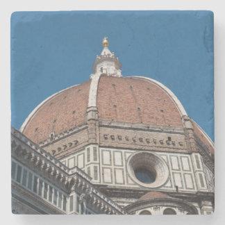 Duomo in Florence Italy Stone Coaster
