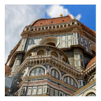 Duomo, in Florence, Tuscany, Italy Acrylic Wall Art