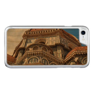 Duomo, in Florence, Tuscany, Italy Carved iPhone 8/7 Case