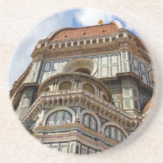 Duomo, in Florence, Tuscany, Italy Coaster