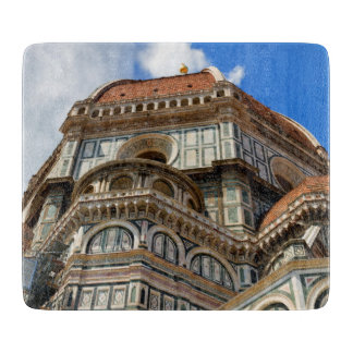 Duomo, in Florence, Tuscany, Italy Cutting Board