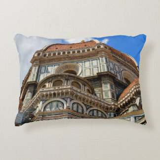 Duomo, in Florence, Tuscany, Italy Decorative Pillow