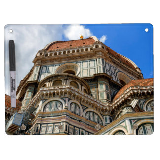 Duomo, in Florence, Tuscany, Italy Dry Erase Board With Keychain Holder