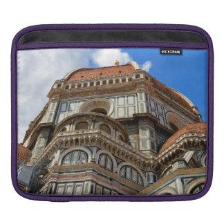 Duomo, in Florence, Tuscany, Italy iPad Sleeve