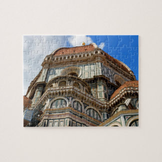 Duomo, in Florence, Tuscany, Italy Jigsaw Puzzle