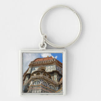 Duomo, in Florence, Tuscany, Italy Keychain