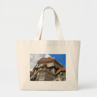 Duomo, in Florence, Tuscany, Italy Large Tote Bag