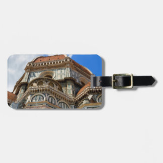 Duomo, in Florence, Tuscany, Italy Luggage Tag