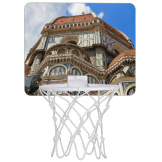 Duomo, in Florence, Tuscany, Italy Mini Basketball Hoop