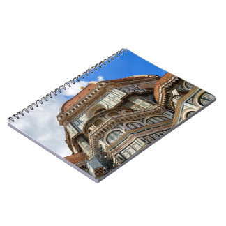 Duomo, in Florence, Tuscany, Italy Notebook