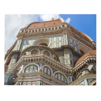 Duomo, in Florence, Tuscany, Italy Notepad