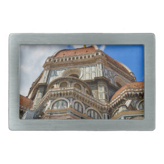 Duomo, in Florence, Tuscany, Italy Rectangular Belt Buckles