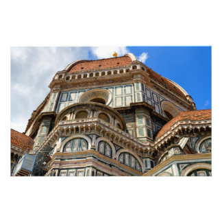 Duomo, in Florence, Tuscany, Italy Stationery