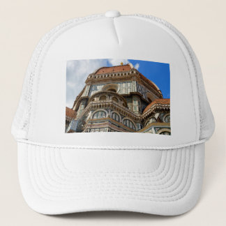 Duomo, in Florence, Tuscany, Italy Trucker Hat