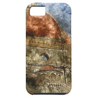 Duomo Santa Maria Del Fiore and Campanile iPhone 5 Case