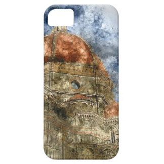 Duomo Santa Maria Del Fiore and Campanile iPhone 5 Cases