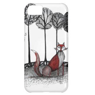 Dupez le renard coque pour iPhone 5C