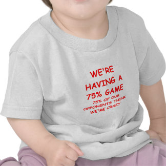 duplicate bridge joke t shirts