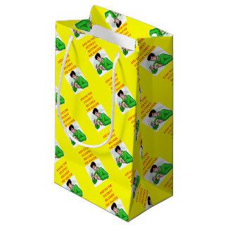 duplicate bridge small gift bag