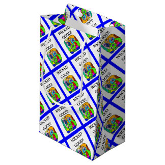 duplicate bridge small gift bag