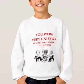 duplicate bridge sweatshirt