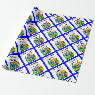 duplicate bridge wrapping paper
