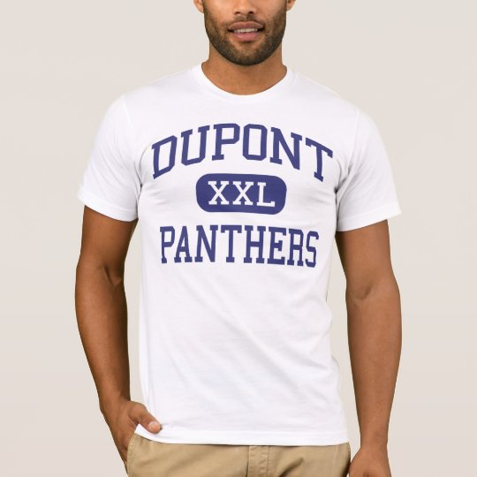Dupont - Panthers - Junior - Belle West Virginia T-Shirt