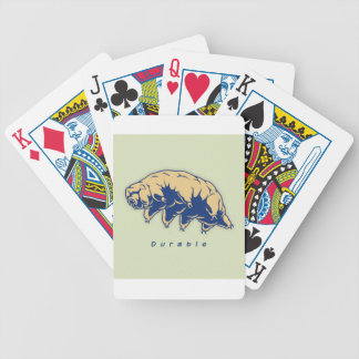 Durable - Tardigrade Bicycle Playing Cards