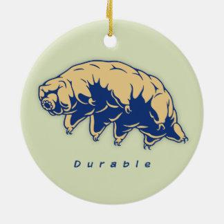 Durable - Tardigrade Ceramic Ornament