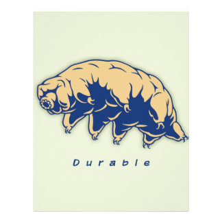 Durable - Tardigrade Letterhead