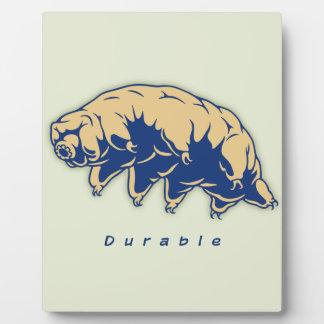 Durable - Tardigrade Plaque