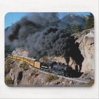 Durango and Silverton Railroad, No. 481, Bear Cree Mouse Pad