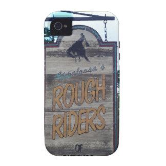 Durango Colorado Rough Riders Vibe iPhone 4 Cases