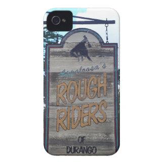 Durango Colorado Rough Riders iPhone 4 Cover