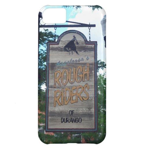 Durango Colorado Rough Riders iPhone 5C Covers