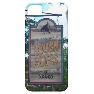Durango Colorado Rough Riders iPhone 5 Cases