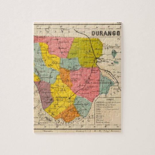 Durango, Mexico Jigsaw Puzzle