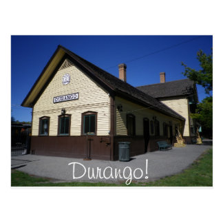 Durango Postcard